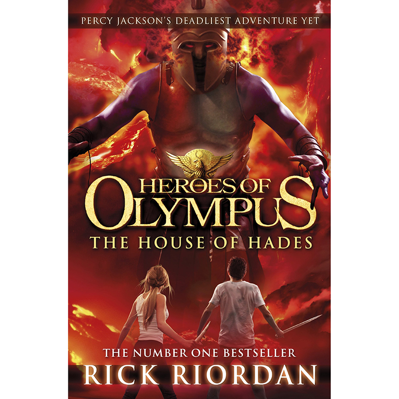 Heroes of Olympus The House of Hades large 1