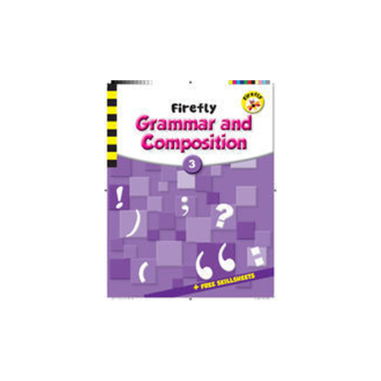 Firefly Grammar & Composition-3 Revised Edition J520053 large 1