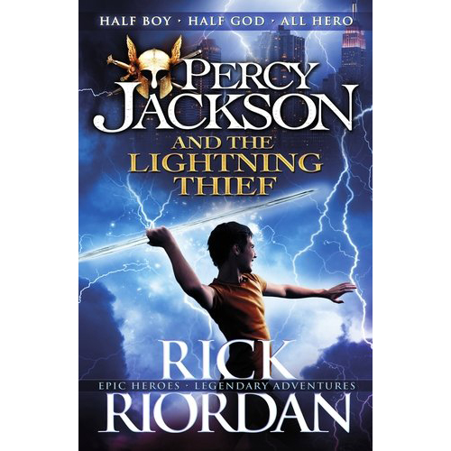 Percy Jackson and the Lightning Thief D490006 large 1