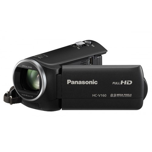 Panasonic Hd Camcorder HCV160
