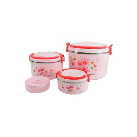 Food Warmer Set 4Pcs large 1