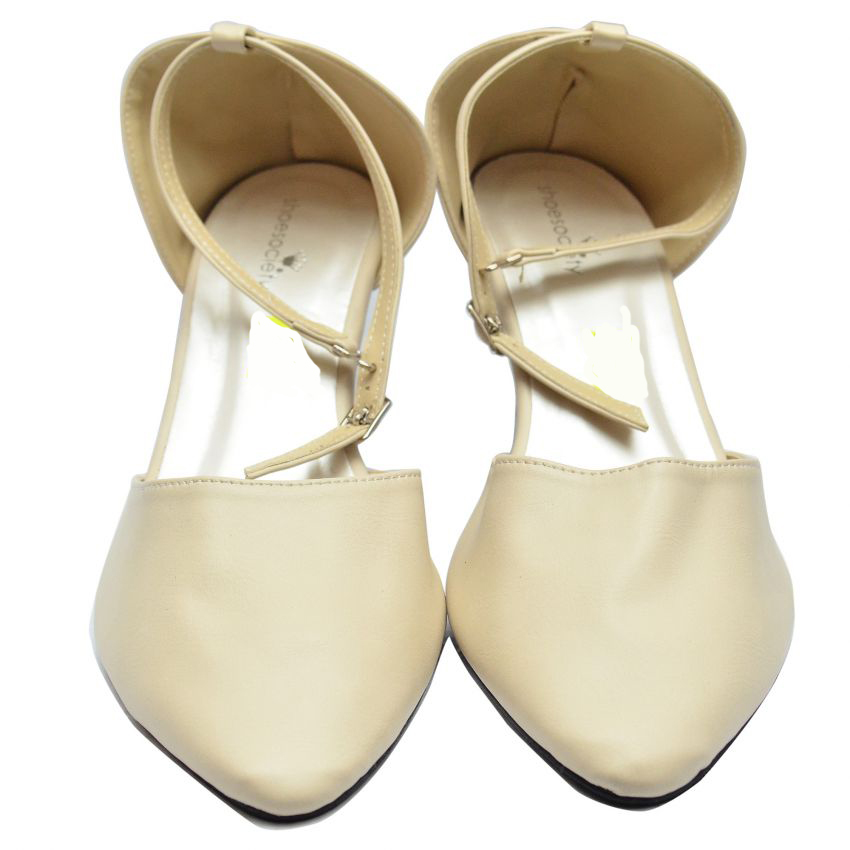 White High Heels for Women large 1