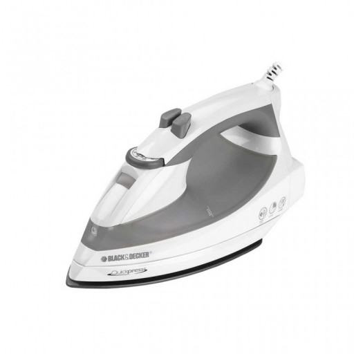 Black & Decker Steam Iron X2000-B5 large 1