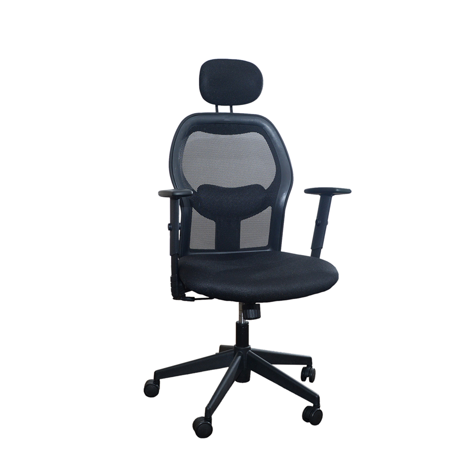 High Back Mesh Chair 2003H large 1