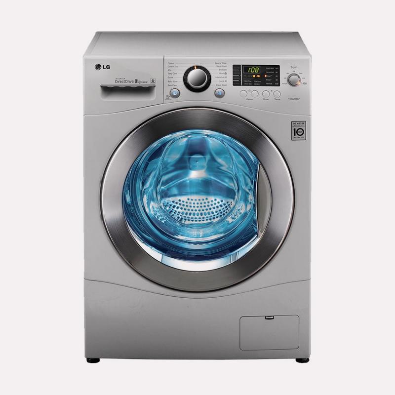 LG Front Loading Washing Machine F1280CDP25