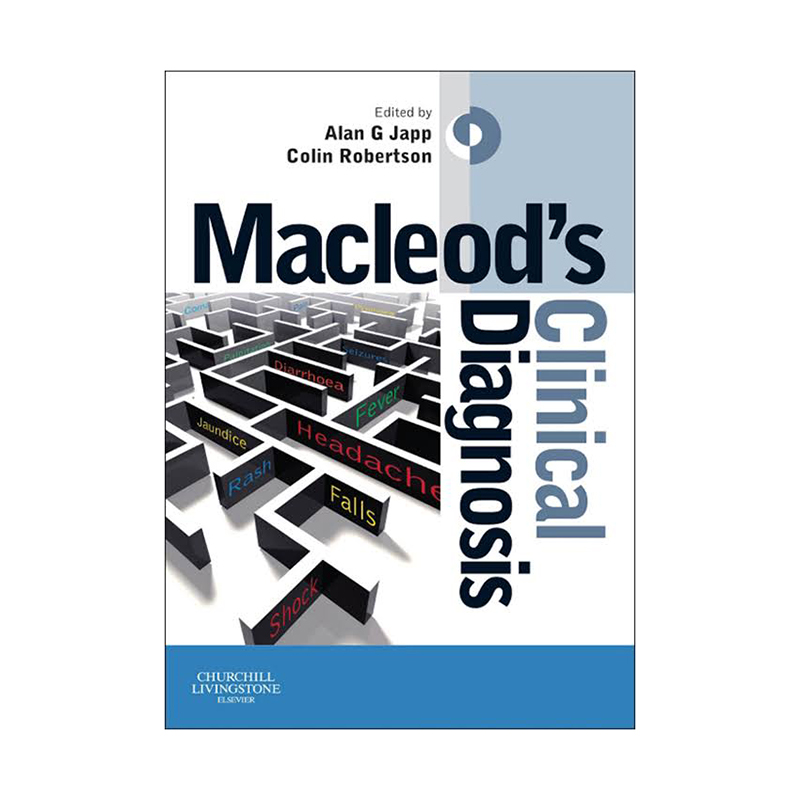 Macleod's Clinical Diagnosis A020617 large 1