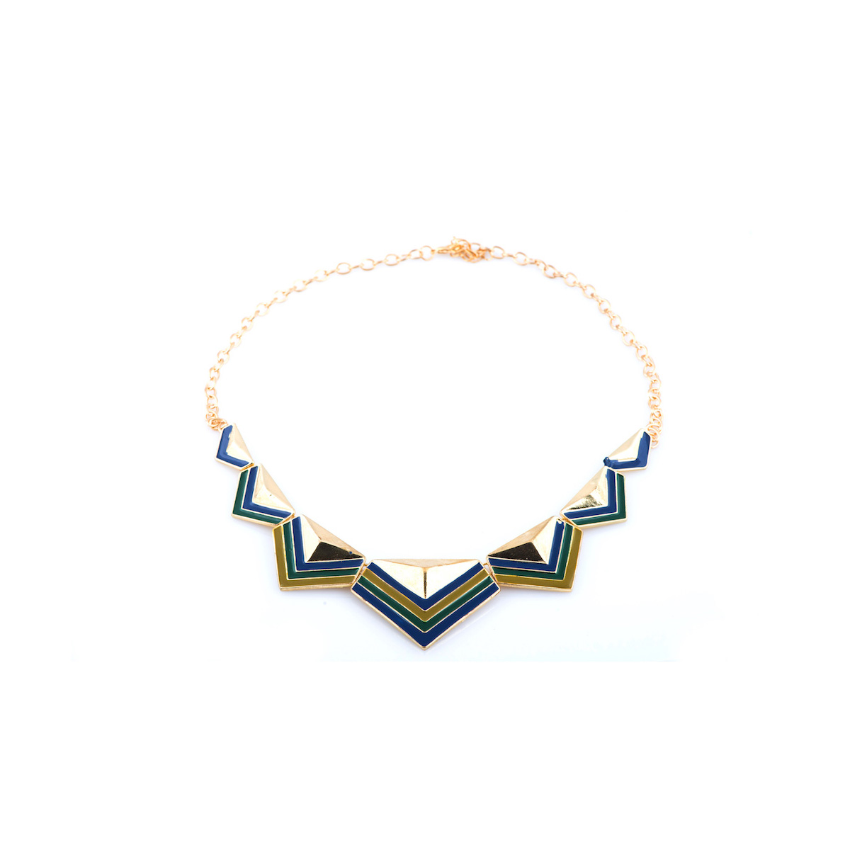 Chunky Triangle Collar SCMCTC large 1