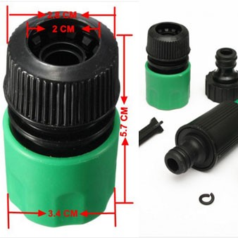 4Pcs Garden Hose Fitting Set large 2