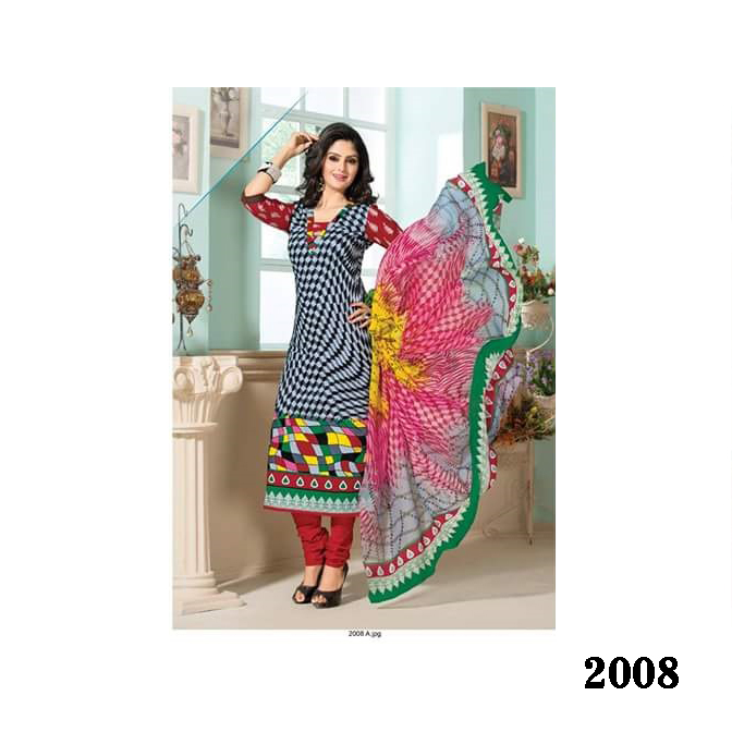 Sparkle Rose Salwar SP8 large 1