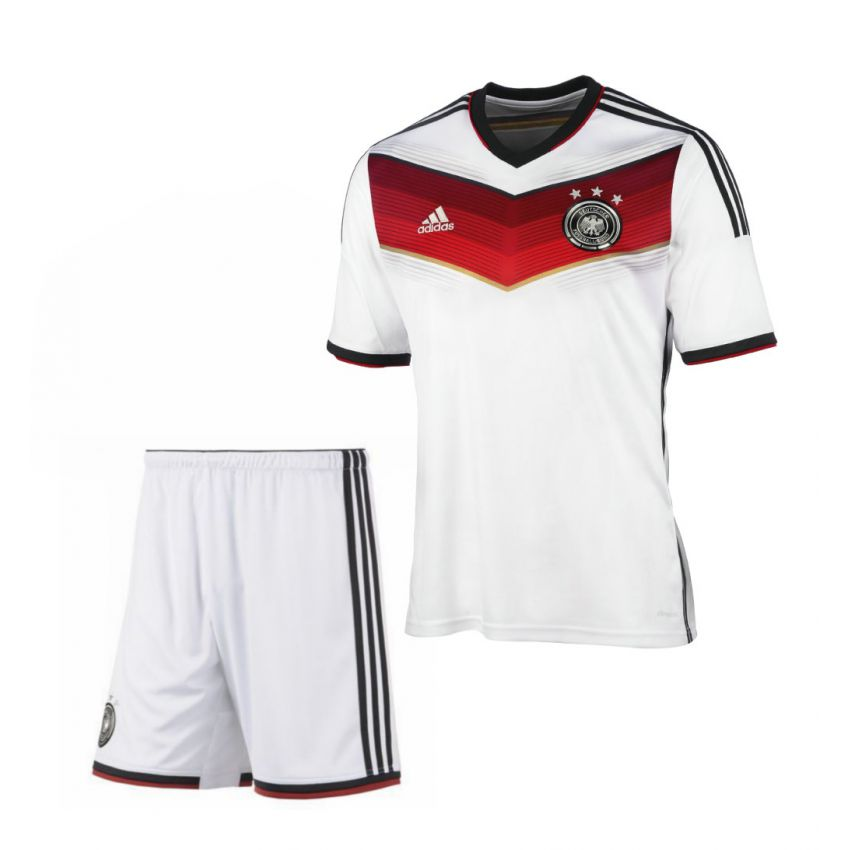 Germany Football Jersey And Short