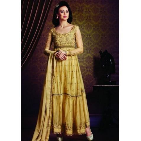 Manjula Heavy Designer Anarkali Salwar SHR135