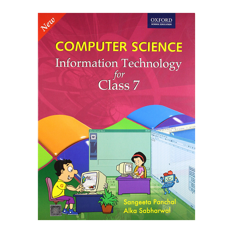 New Computer Science Information Technology For Class-7 B030620 large 1