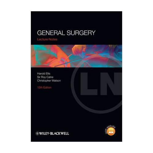 General Surgery Lecture Notes 12th Edition A390021 large 1