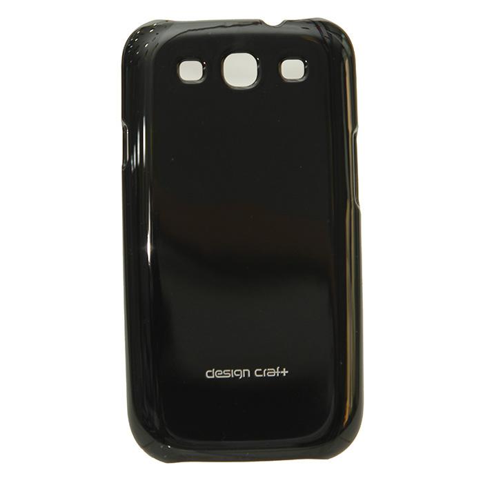 Samsung Galaxy S3 i9300 Back Cover HDC 130WGLS BL