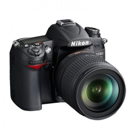 NIKON DIGITAL SLR CAMERA D7000