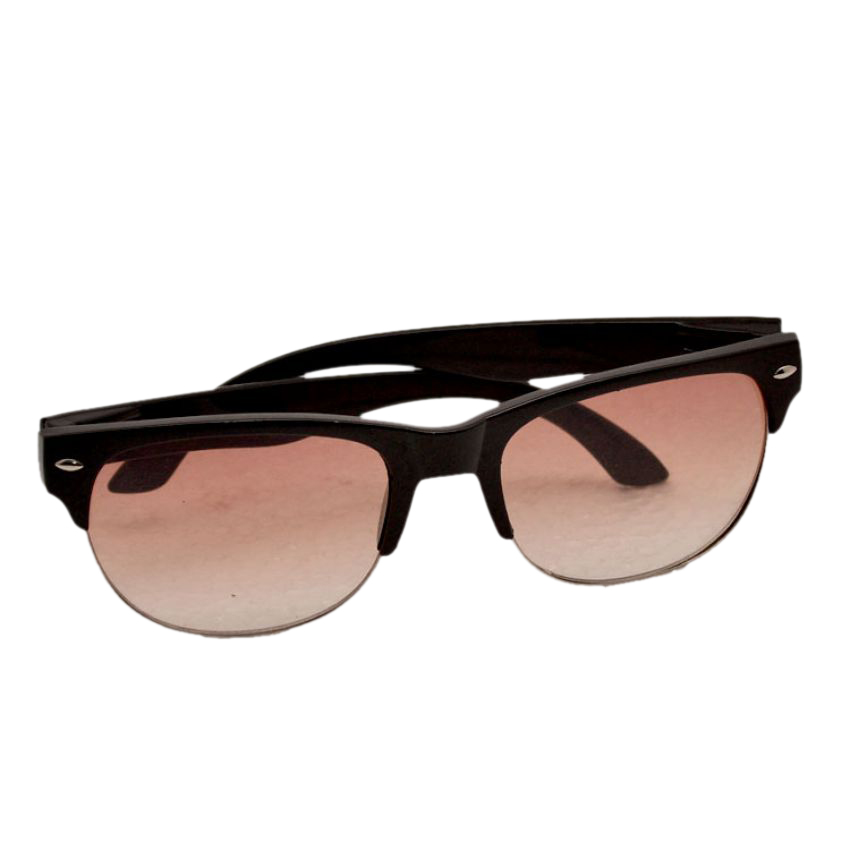 Spy Black Frame Sunglasses large 1