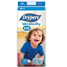 Drypers Baby Diapers  Wee Wee Dry XXL 32 Pcs large 1