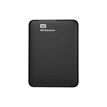Western Digital 1 TB External Hard Disk
