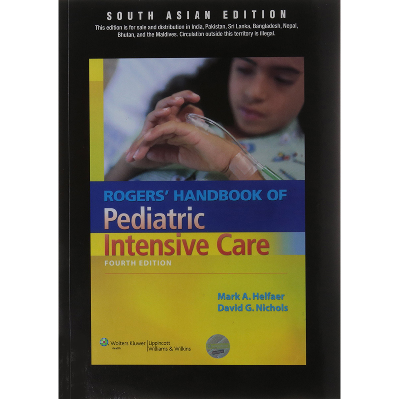 Rogers HB of Pediatric Intensive Care 4E A010428 large 1