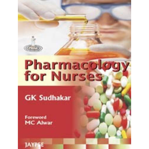 Pharmacology for Nurses A121899 large 1