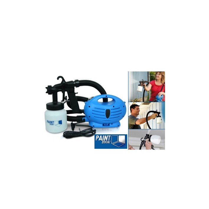 Paint Zoom the Ultimate Professional Paint Sprayer large 3