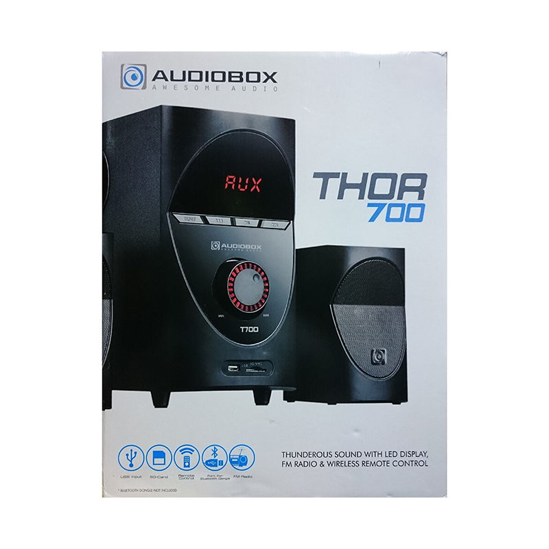 Audiobox 2.1 Speaker System THOR700