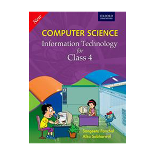 New Computer Science Information Technology For Class-4 B030617 large 1