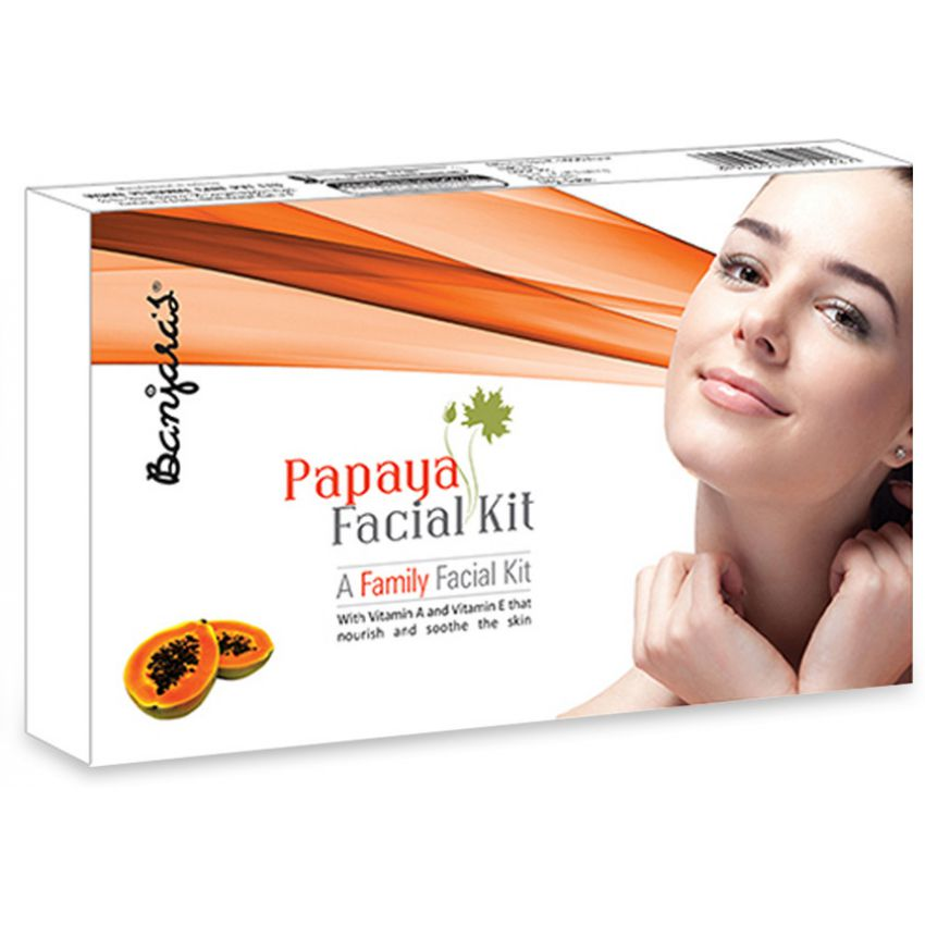 Banjaras Papaya Facial Kit large 1