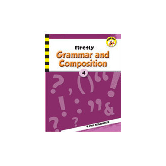 Firefly Grammar & Composition-4 Revised Edition J520054 large 1