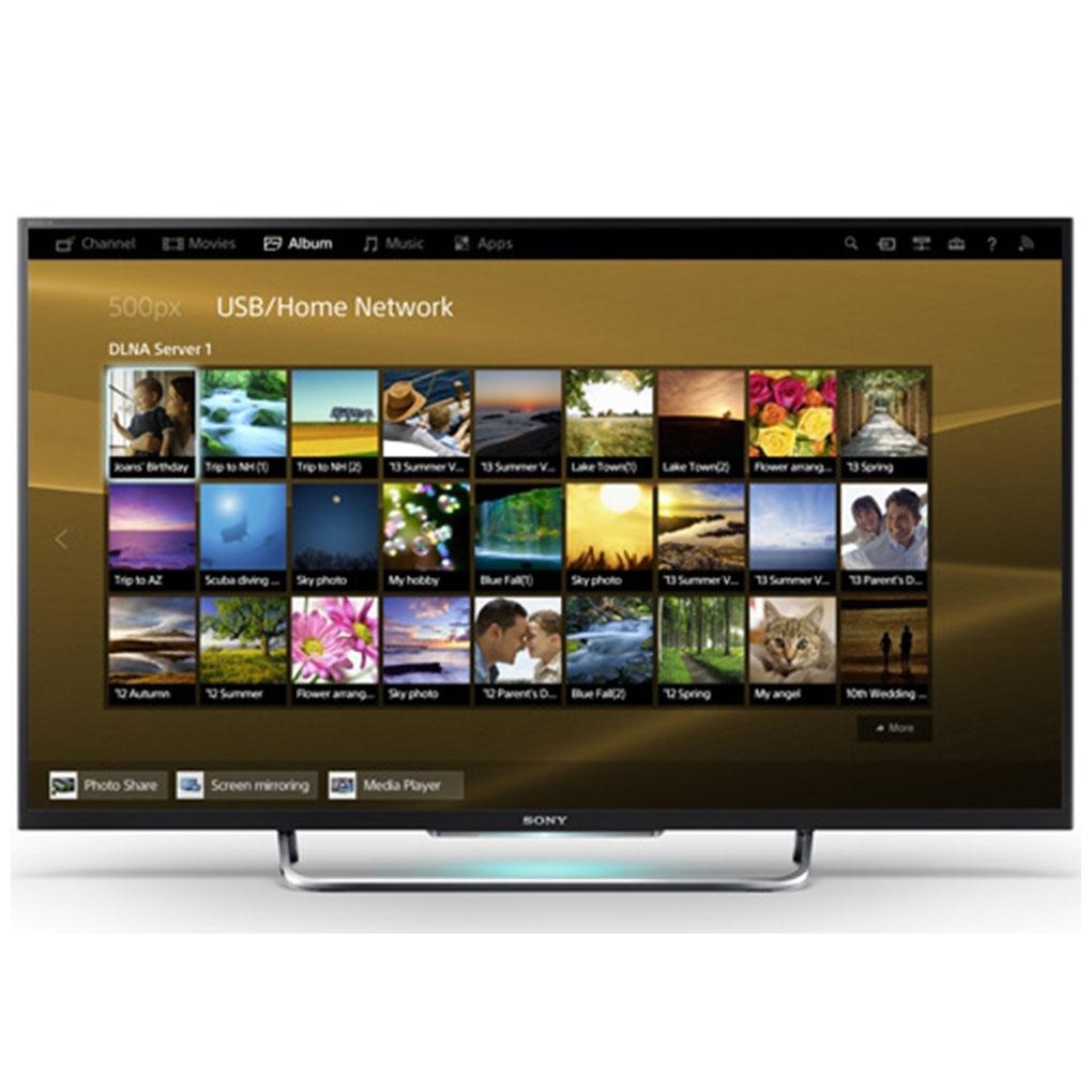 Sony Bravia 42 Inch 3D LED TV 42W800B