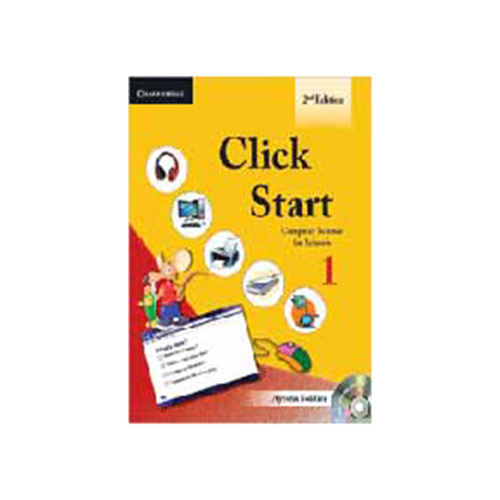 Click Start 1-2E with CD Computer Science For School B011311 large 1