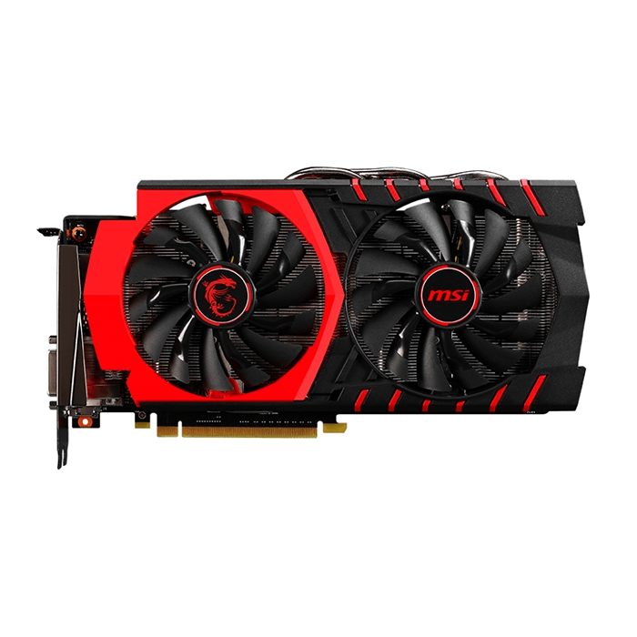 MSI GTX 960 GAMING 4G 4GB Graphic Card large 2
