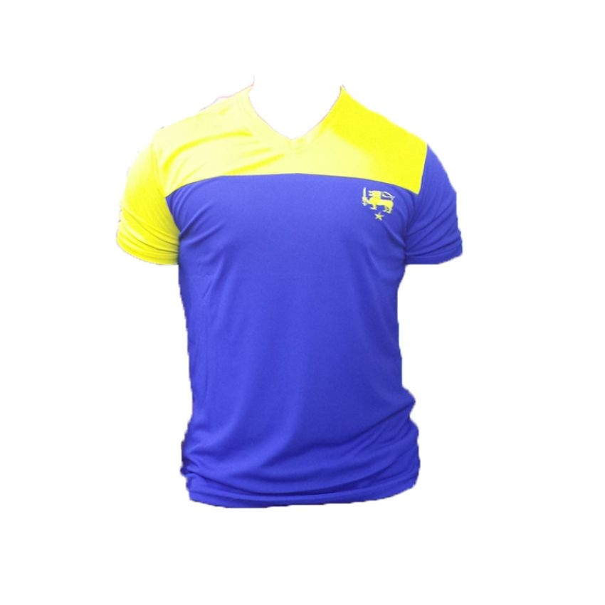 Sri Lanka Jersey Blue And Yelow
