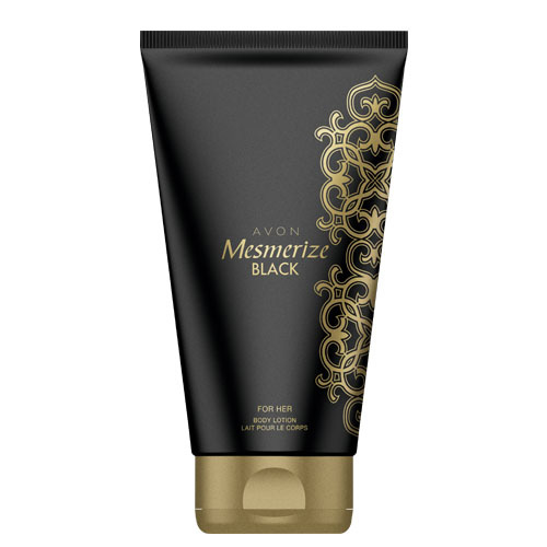 Mesmerize Black For Her Body Lotion Avon 169 large 1