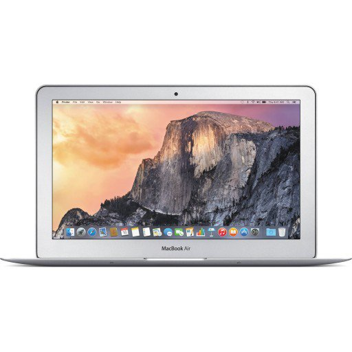 Apple 11.6 inch MacBook Air Slim Notebook 256GB