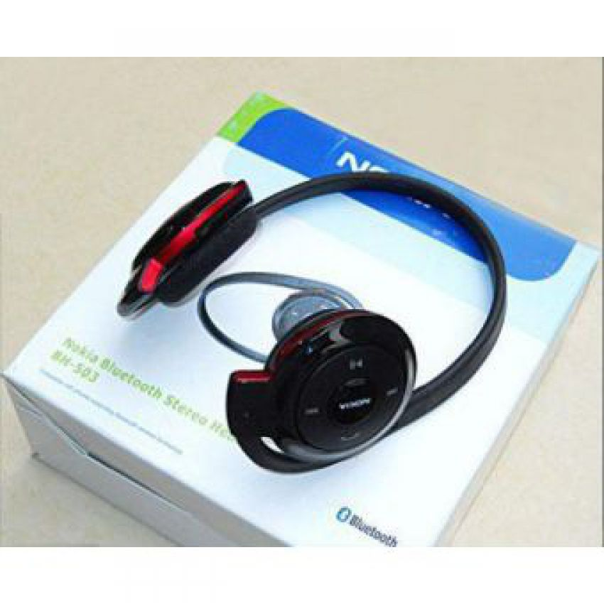 Nokia Bluetooth Stereo Headset BH503 large 1