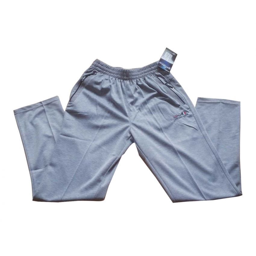Slim Cut Cotton Sweat Pants