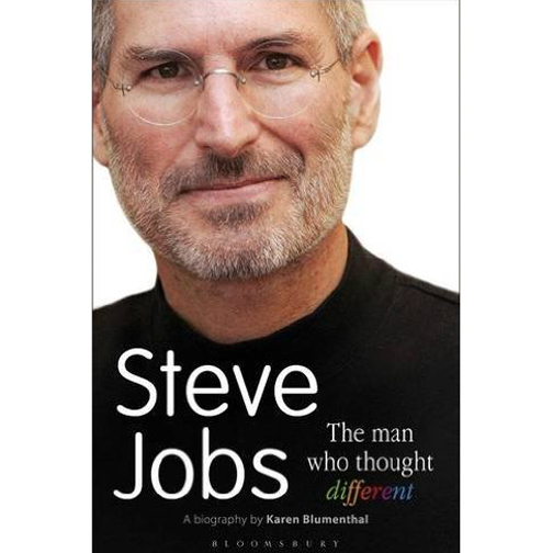 Steve Jobs The Man Who Thought Different B200199 large 1