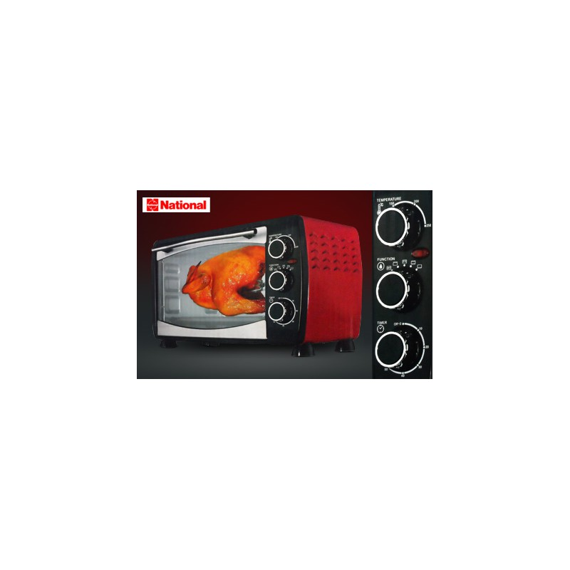 National 1200W Electric Oven