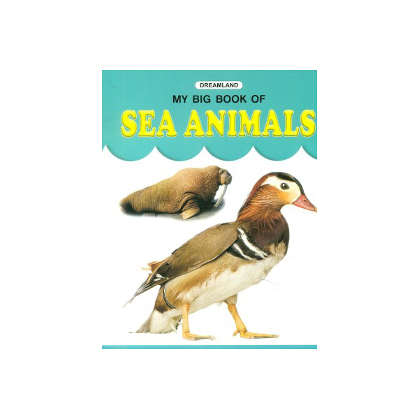 My Big Book Of Sea Animals B430081 large 1