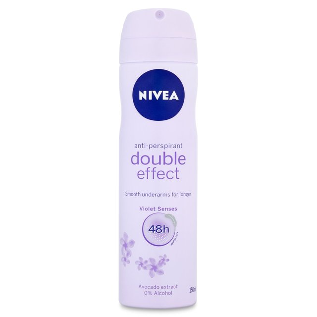 Nivea Double Effect Deo 48h 150ml large 1
