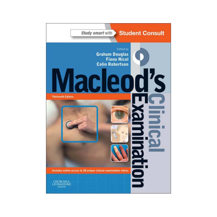 Macleod's Clinical Examination 13th Edition A020621 large 1