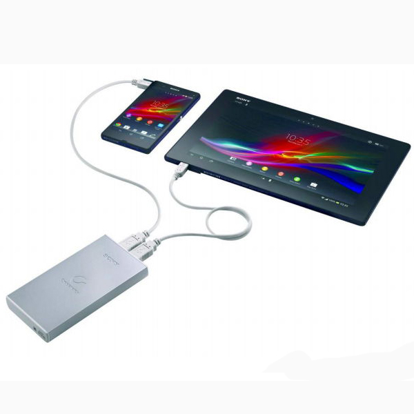 Sony 10000 mAh Portable Charger large 1