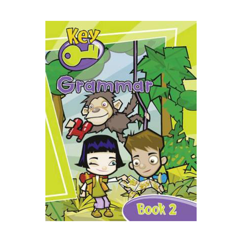 Key Grammar Book-2 B070211 large 1