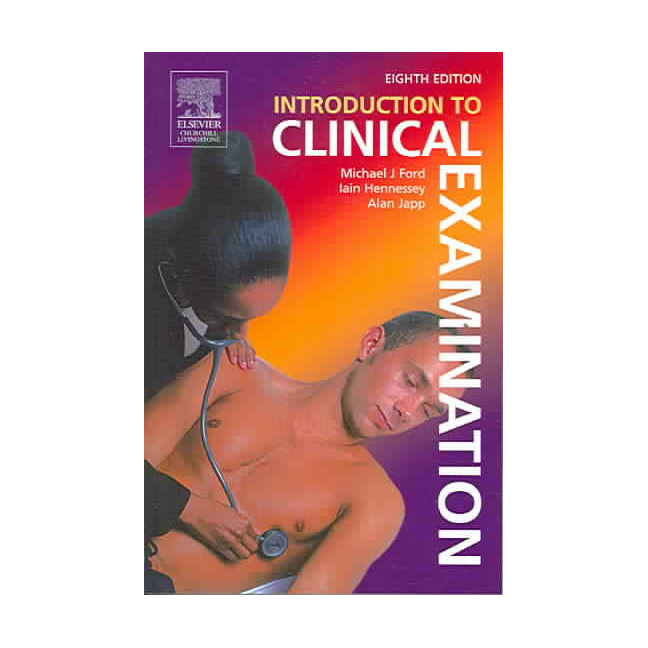 Introduction To Clinical Examination 8E A020040 large 1