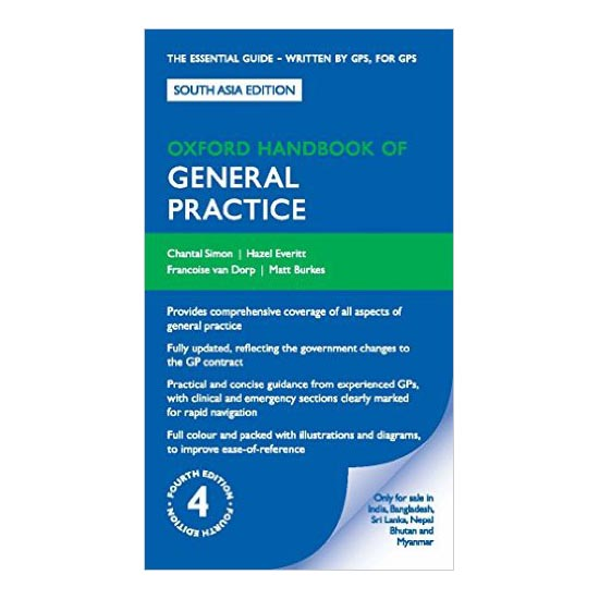 Oxford Handbook of General Practice 4th Edition A100290 large 1