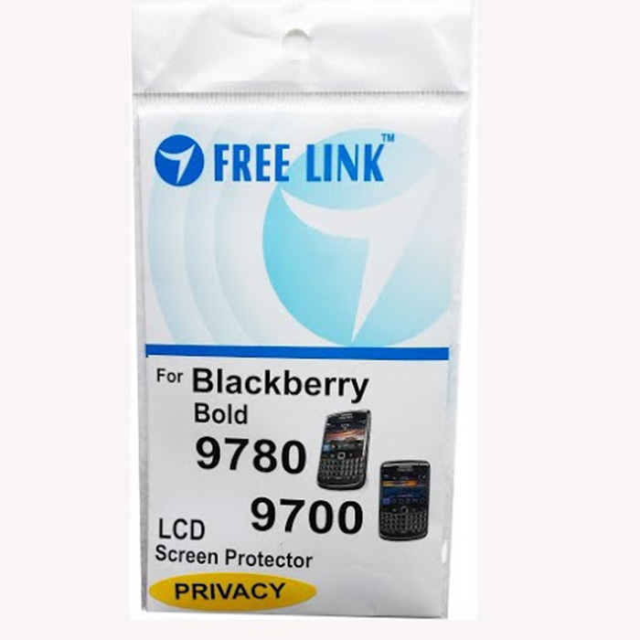 Blackberry 9780 Privacy Screen Protector