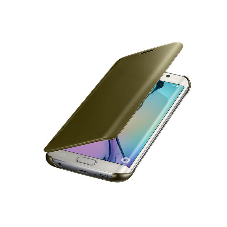 Samsung S6 Edge Original Sensor Clear View Cover