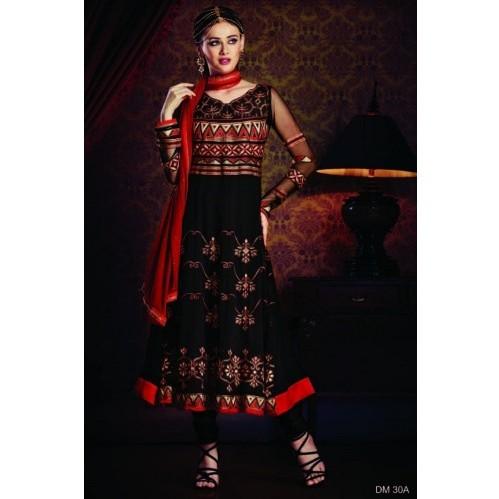 Manjula Heavy Designer Anarkali Salwar SHR131