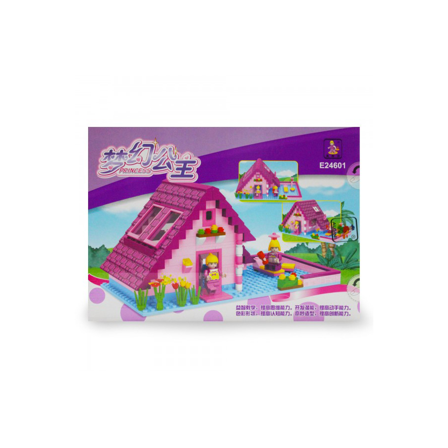 Lego Princess Building Blocks large 1